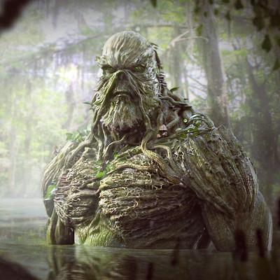 Daniel edery swamp thing 06