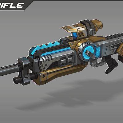 Rock d m1 weapon 006