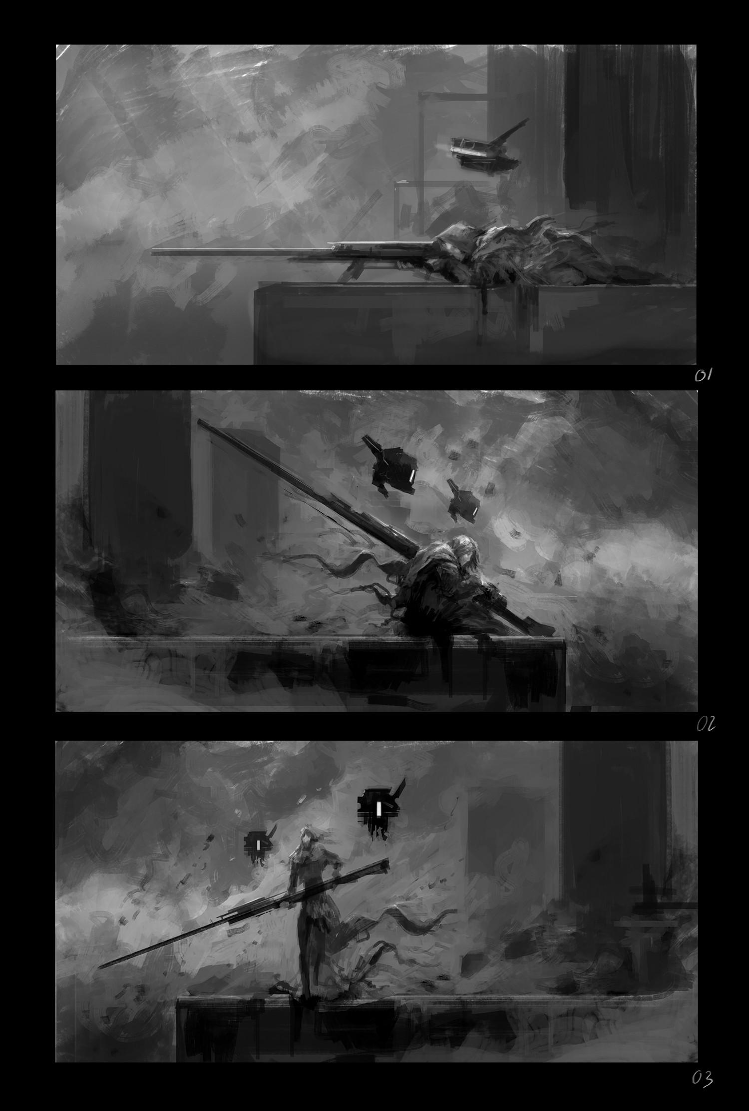 Alexandre chaudret dos prime 01 sketches