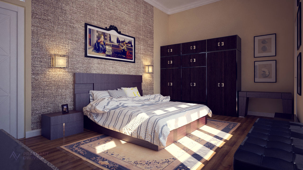 Prashant dwivedi hotel bedroom image 1