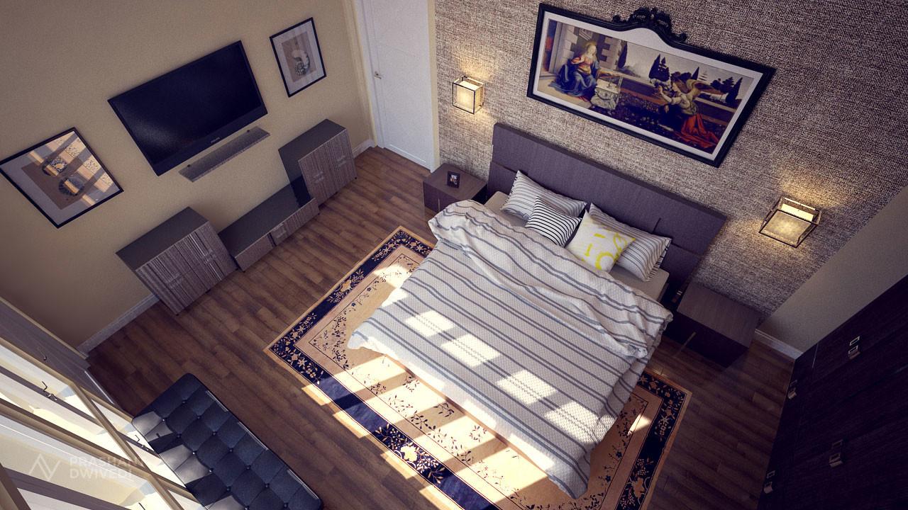 Prashant dwivedi hotel bedroom image 4