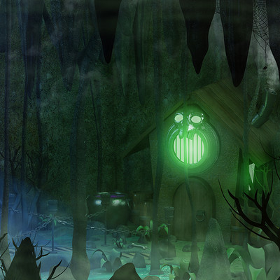 Marc mons witch house by marcmons007 d9gtbbz