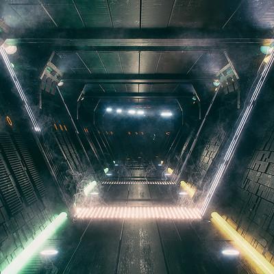 Kresimir jelusic 80 281215 hallway episode vii 2 darker