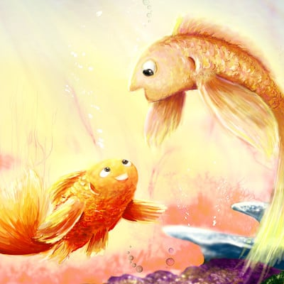 Jenan mustafa fish level5