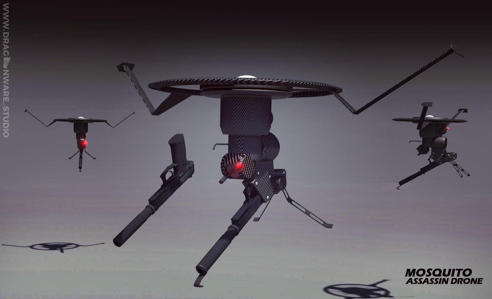 Alex jay brady drone2b
