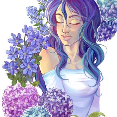Maite vandewalle flowergirl