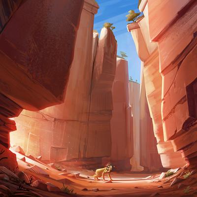 Clement dartigues leon s002 canyon