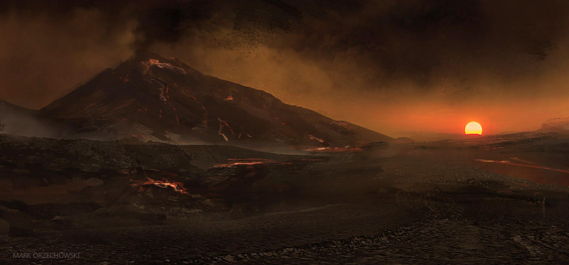 Mark orzechowski black desert2