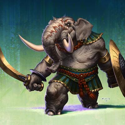 Alexander minze thumler elephant3