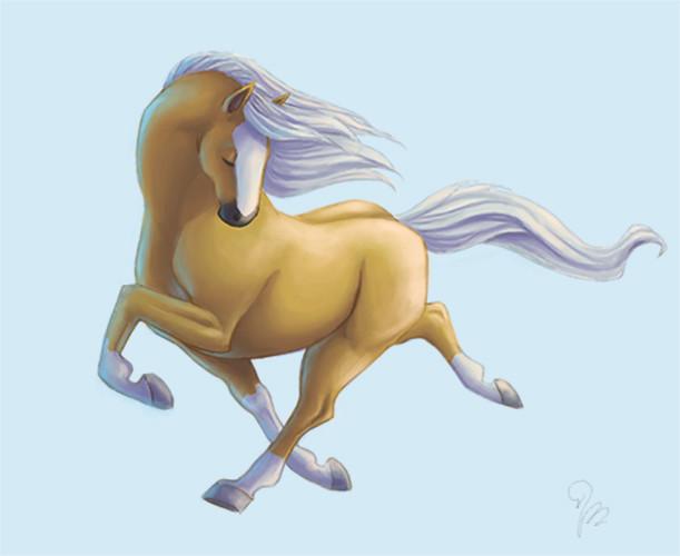 Victoria march horse final2