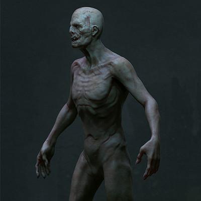 Ste flack zombie02