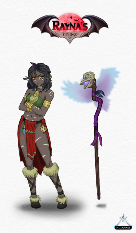 Emma salamanca samyrah witch concept2