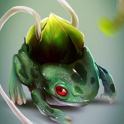 Sergio palomino pokemon project 001 bulbasaur bylo0bo0
