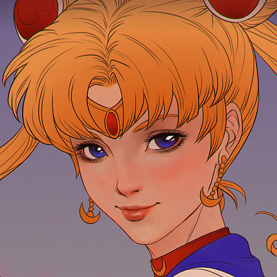 Mauro mussi sailor moon