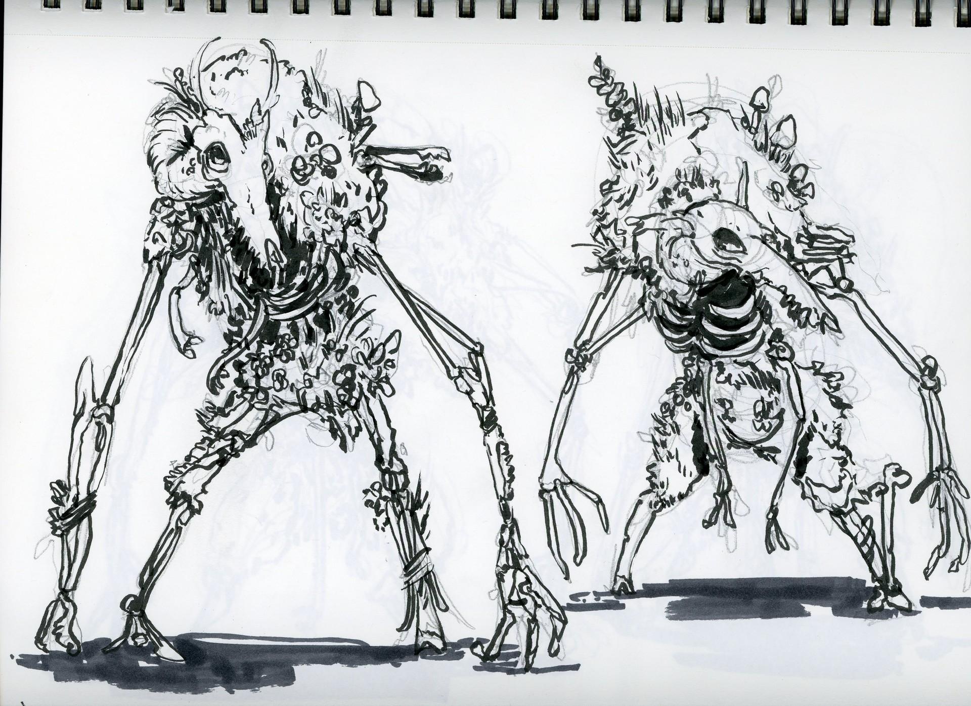 Ethan yazel monster003