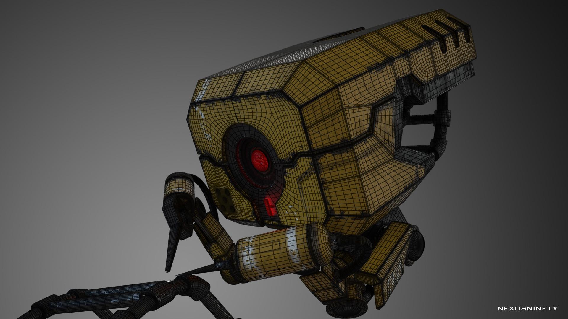 Alcindo da conceicao robot edges