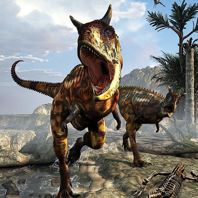 Kurt miller carnotaurus