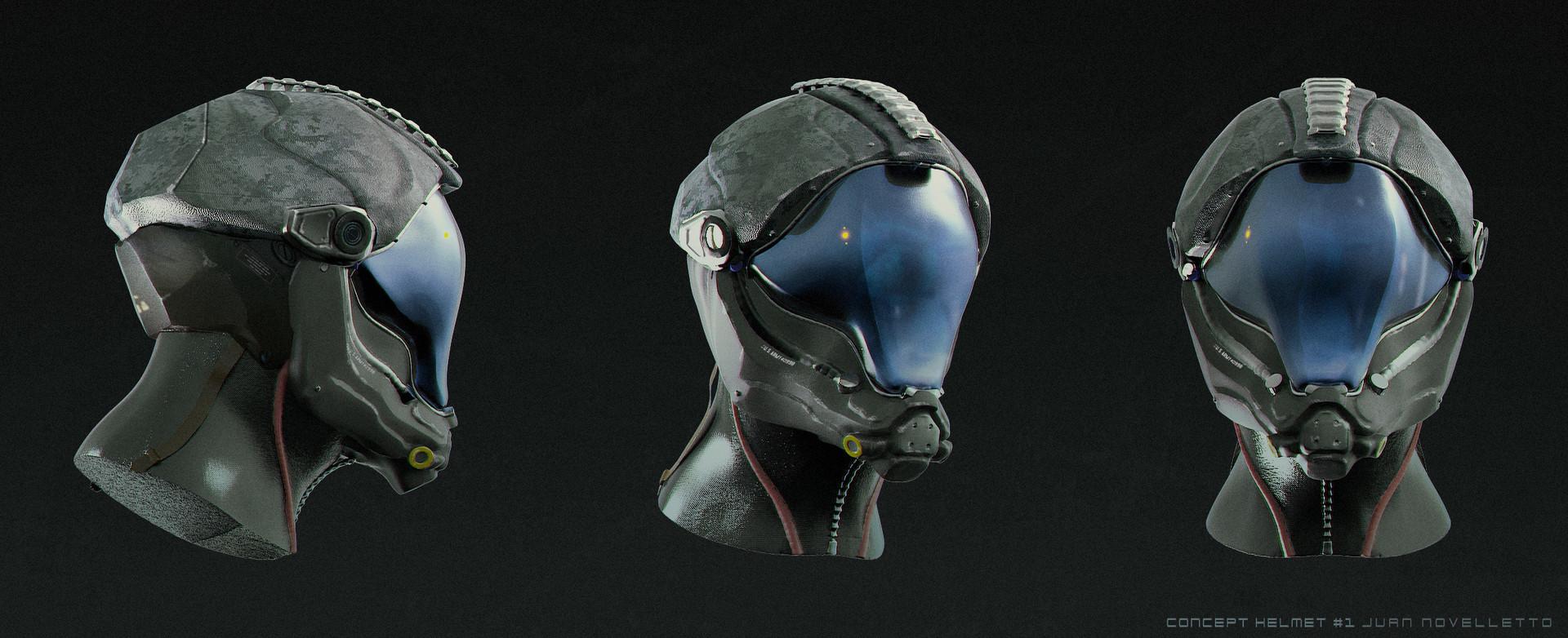 Juan novelletto helmet 1 views