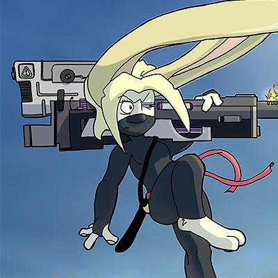 Rick destree ninjabazooka