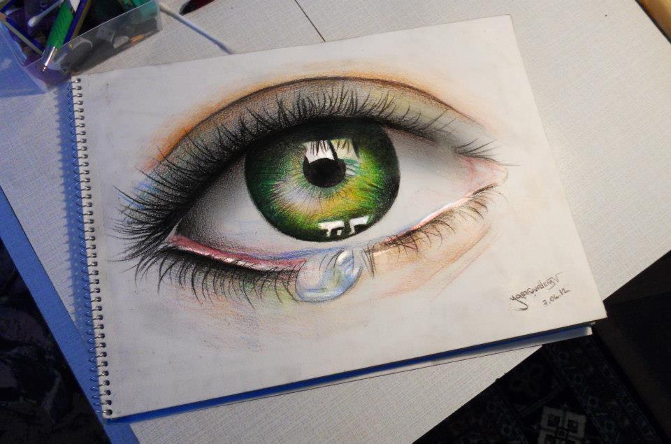Yasar vurdem green eye by vurdem d6wgxuy