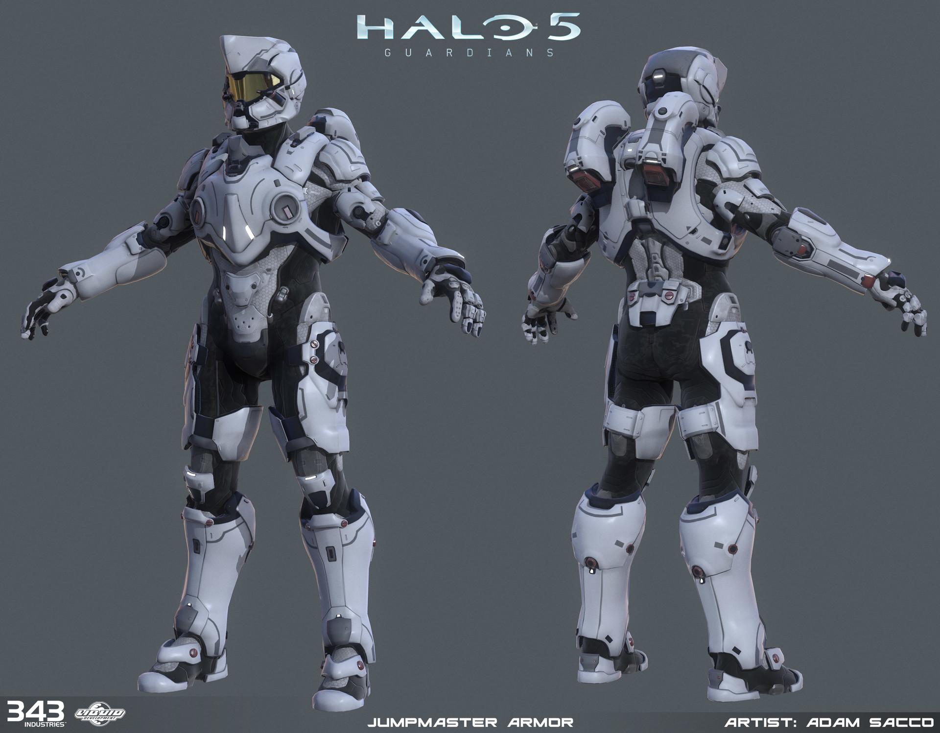 Adam sacco halo5 jumpmaster armor2