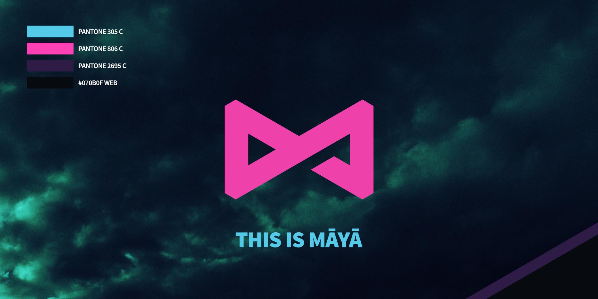 Dorian rodriguez maya identity blue
