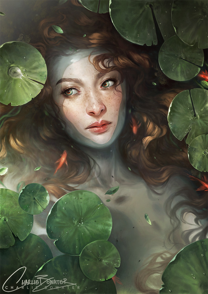 Charlie bowater shallows by charlie bowater d9de50k