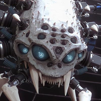 Mark van haitsma skull g sm