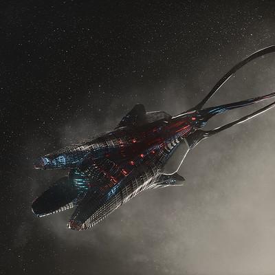 Kresimir jelusic 124 10 02 16 alien ship