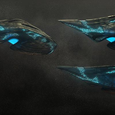 Kresimir jelusic 128 14 02 16 alien ship the hook