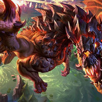 Cesar rosolino mike azevedo cesar rosolino dragon