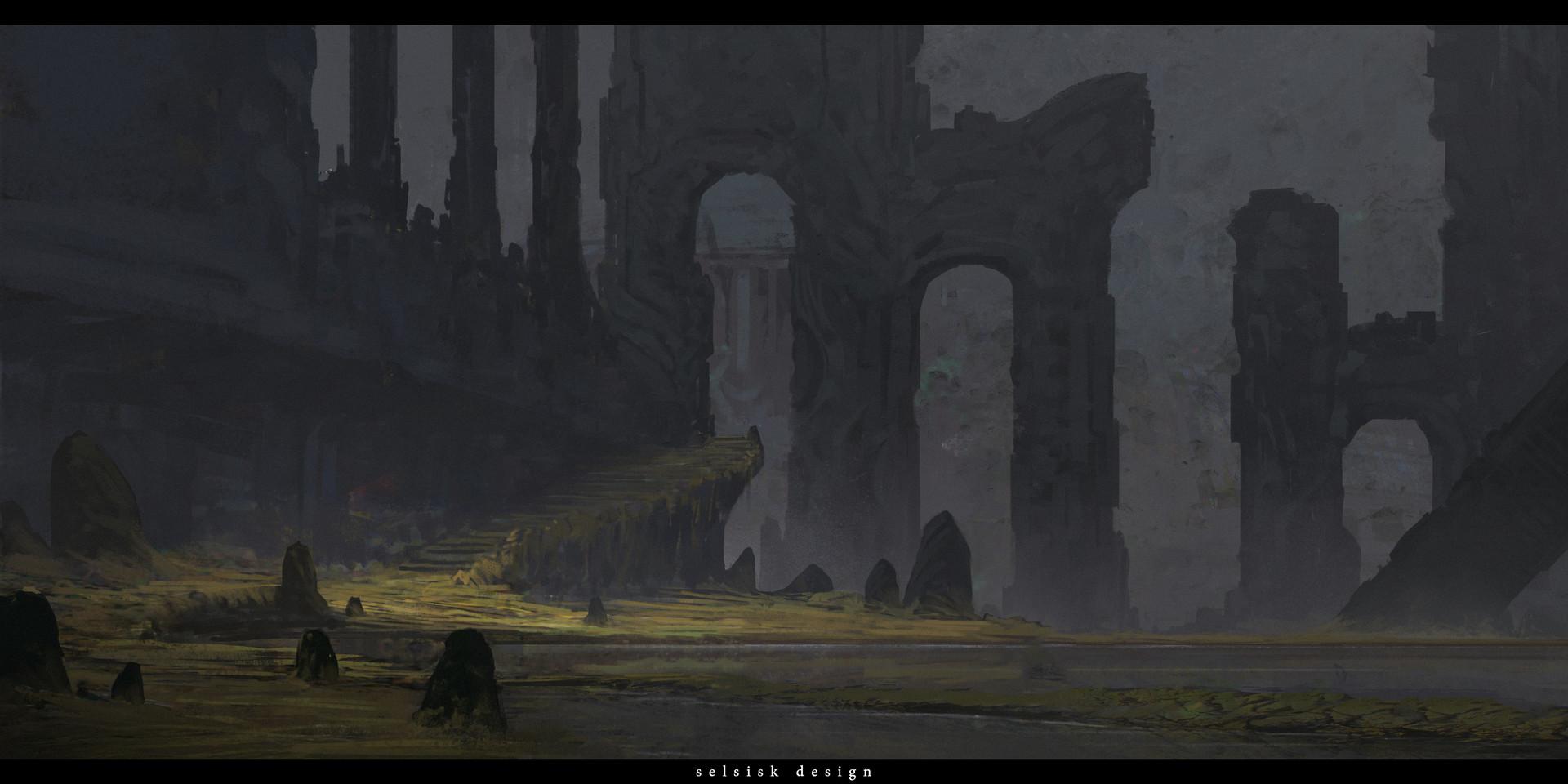 Dimitrije miljus ruins of dossol