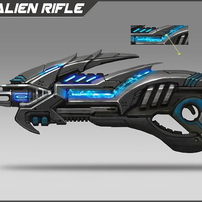 Rock d m1 weapon 801