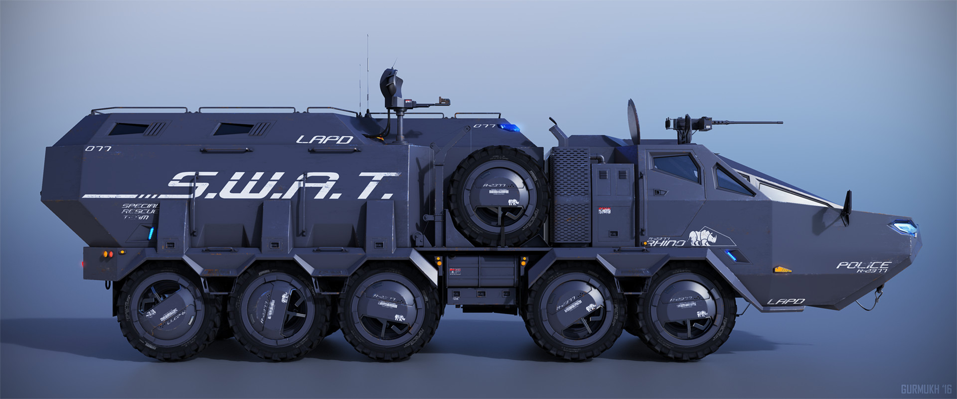 Gurmukh bhasin gurmukh swat truck final 03bs