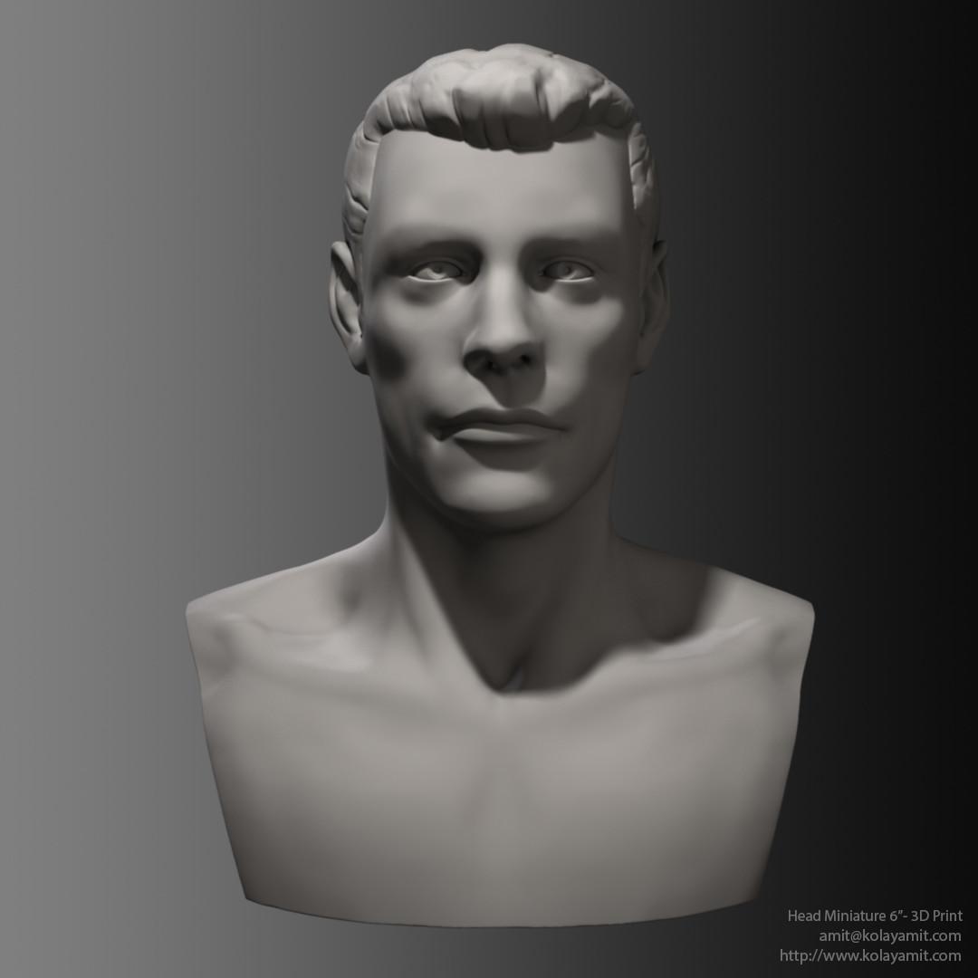 Head Miniature