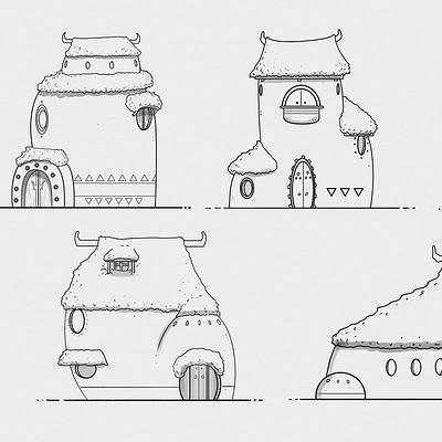 Josh merrick houses v2 compo2