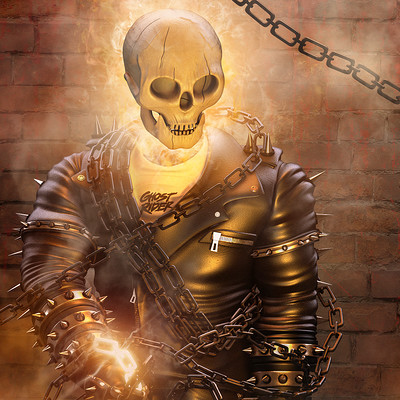 Marc mons ghost rider marcmons