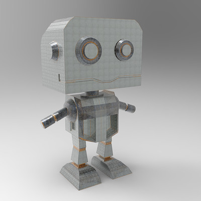 Darryl dias robot fhd