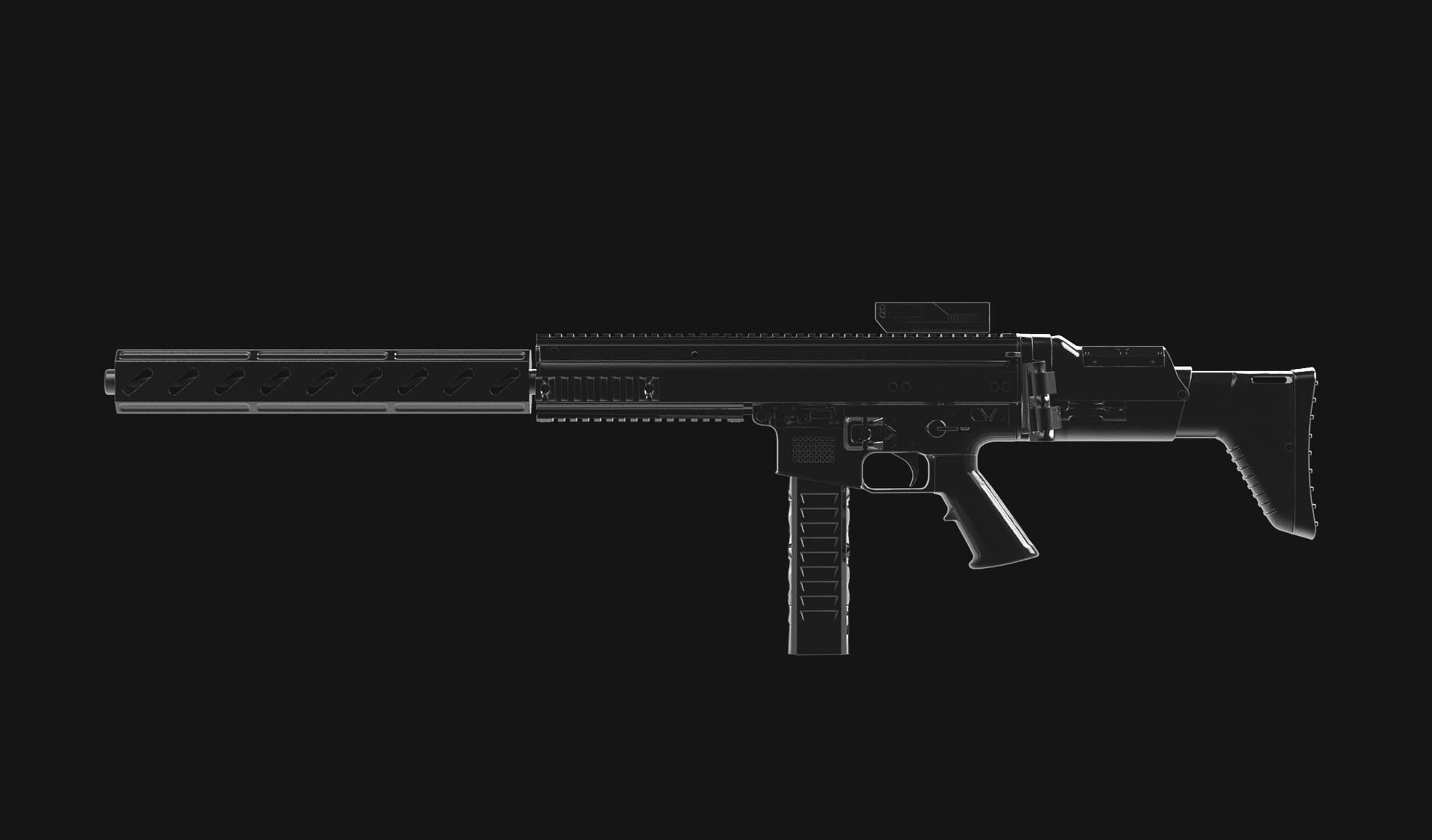 Mark chang rifle 1