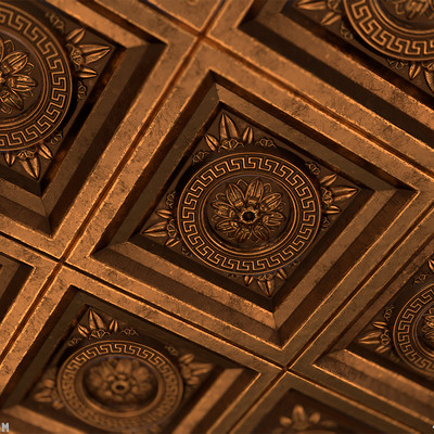 Meggie rock meggierock ceilingtile
