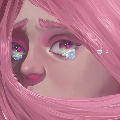 Amanda corona pinkhaired1