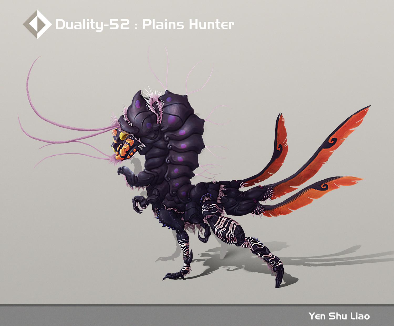 Duality-52: Plains Hunter