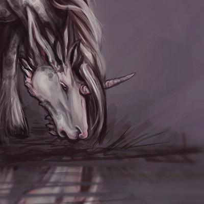 Angelica zurawski unicorn by endzi z