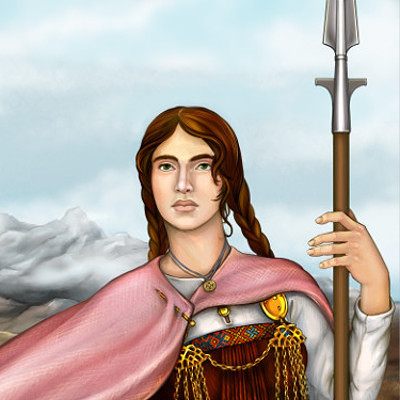 Grace palmer daughter of thunder by gpalmer d99tb01