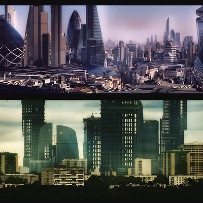 Marcin rubinkowski cityscapes xxxxx 333 1111