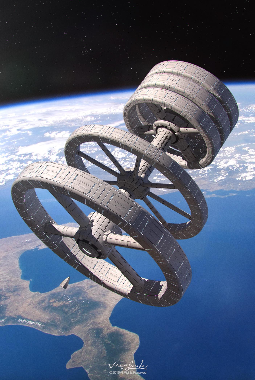 Tiago santos international orbital station2