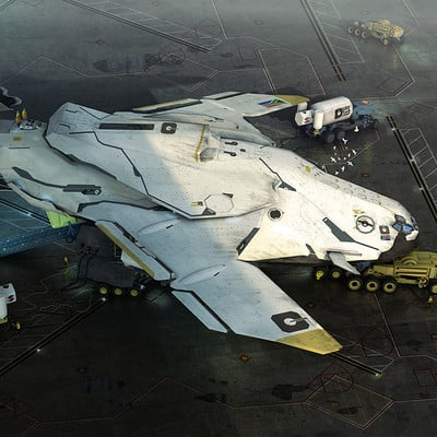 Brad wright shuttle main concept 01