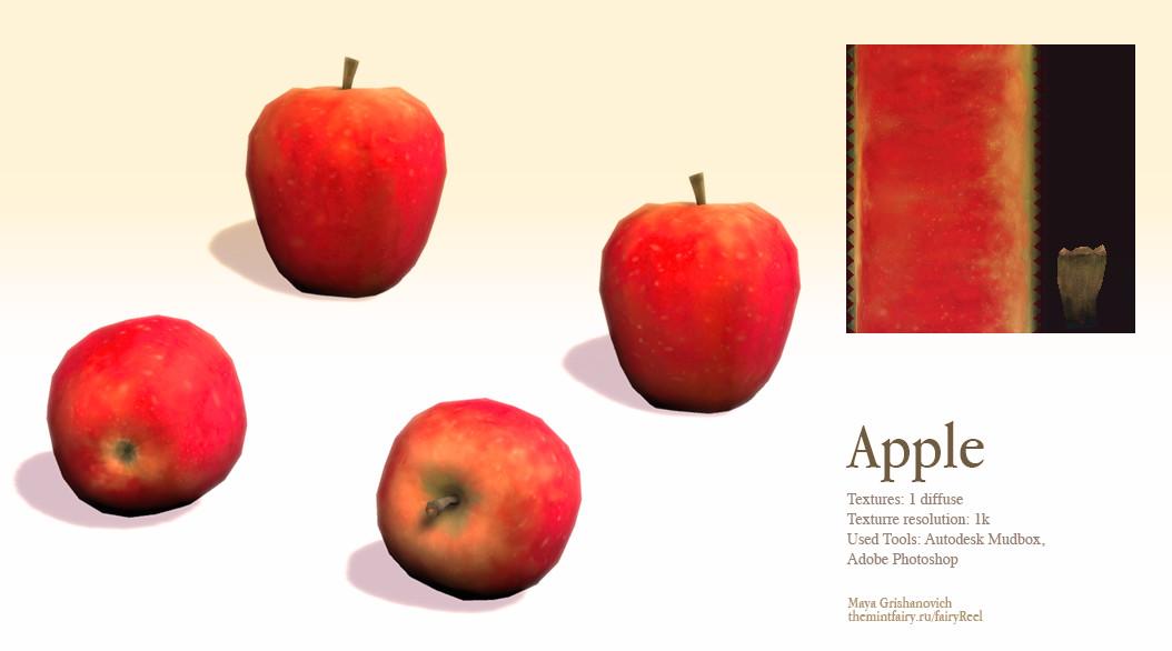 Maya grishanowitch apple