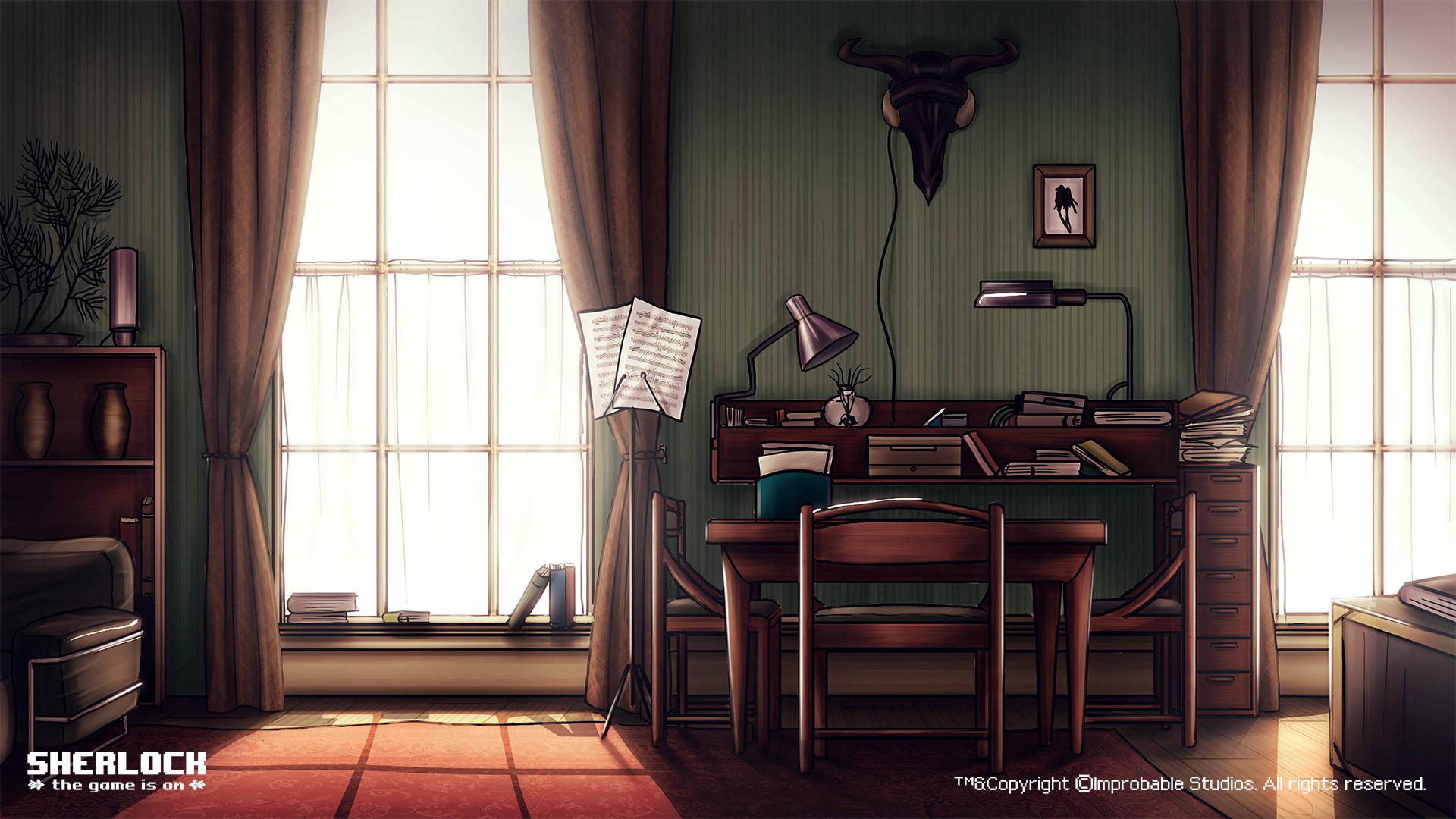 Laura escobar aka laurie sherlock the game is on sherlock wallpaper