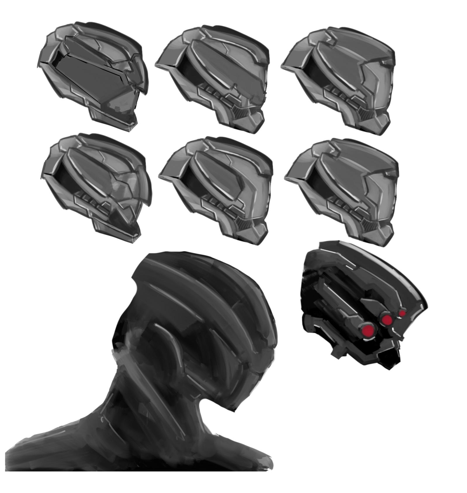 Jerry perkins mx1001 helmets